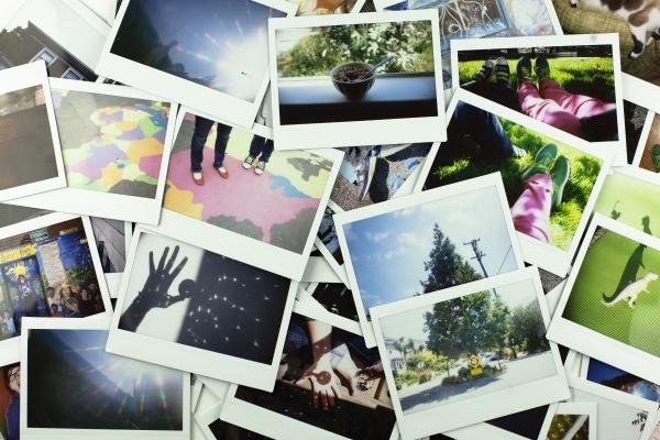 Fuji Instax 210 photos