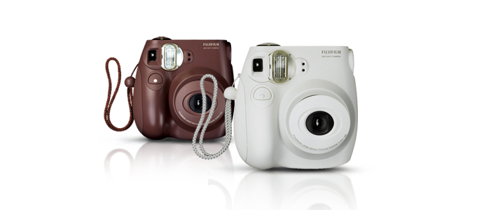 Fujifilm Instax 7s фотоаппарат моментальной печати