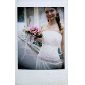 Instax bride