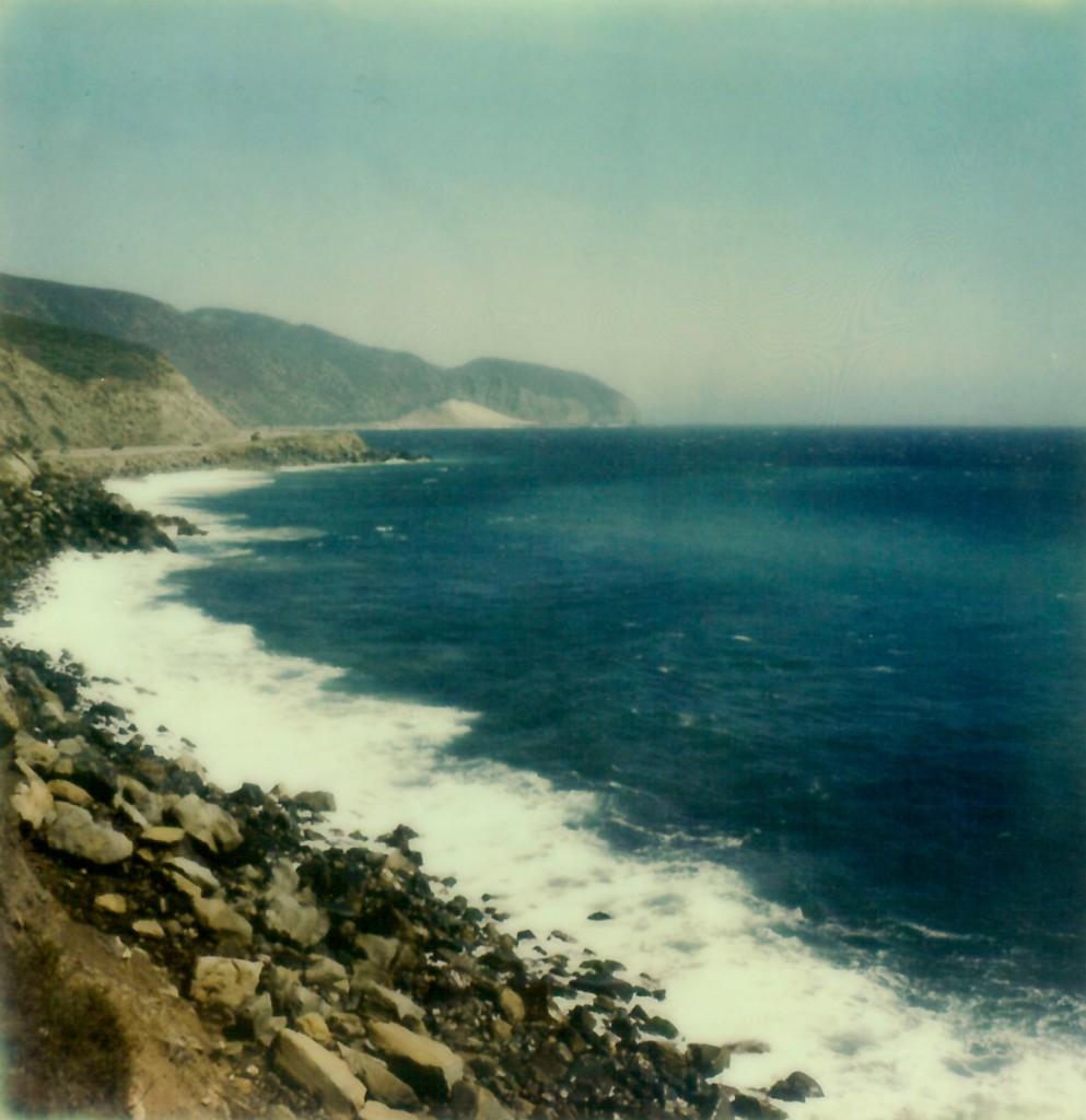 Polaroid image by Jessica Reinhardt