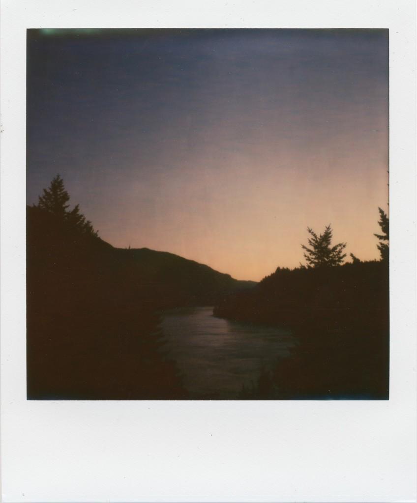 Polaroid image by Jon Duenas