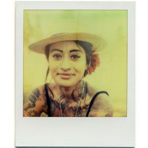 Портреты на Polaroid SX-70