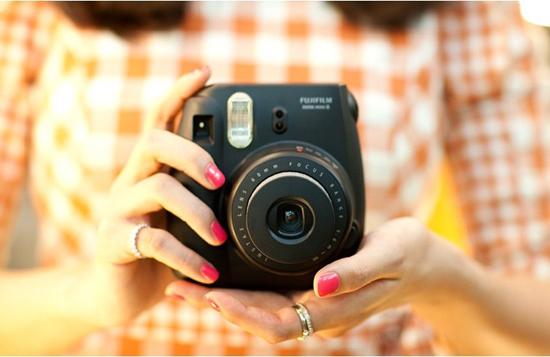 Фотоаппарат Fujifilm Instax Mini 8 чёрный 4990 руб.