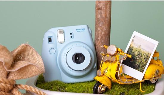 Фотоаппарат Fujifilm Instax Mini 8 голубой 4990 руб.