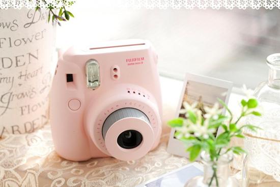 Фотоаппарат Fujifilm Instax Mini 8 розовый 4990 руб.