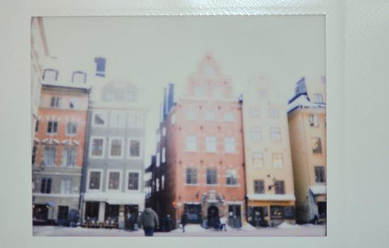Fuji instax 25. Швеция.