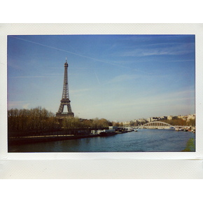 Paris with Instax 200