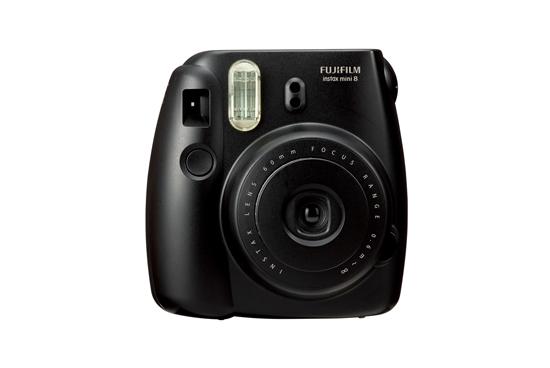 Fujifilm Instax 8. Цвет: черный