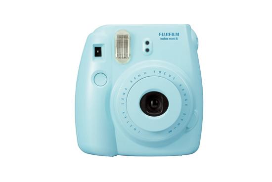 Fujifilm Instax Mini 8. Цвет: голубой
