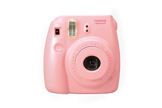 Fujifilm Instax Mini 8. Цвет: розовый