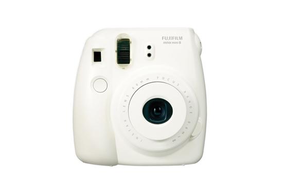 Fujifilm Instax Mini 8. Цвет: белый