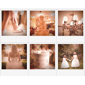 Polaroid-свадьба
