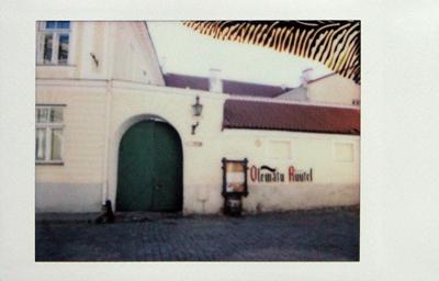 Таллин на Instax 25