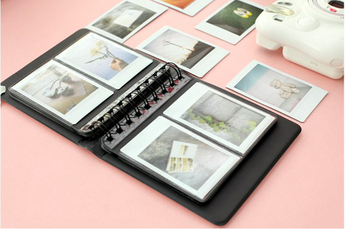 Fuji Instax альбом для фотографий