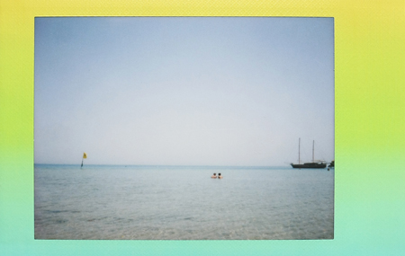 Instax Mini Rainbow Film