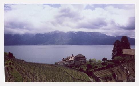 Швейцария на на Instax 210