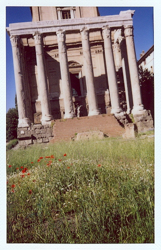 Италиия на Instax 210