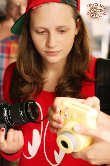 Instant Photo Club на сушке