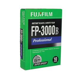 Снова в наличии кассеты Fujifilm FP-3000B!