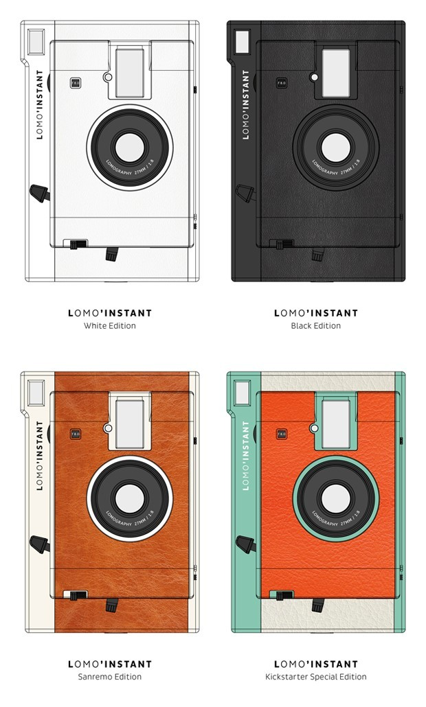 lomoinstant-camera-editions