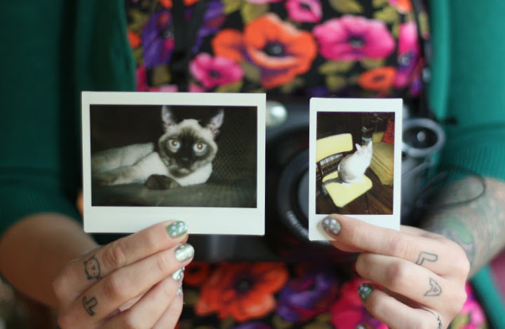 Instax Mini VS Instax Wide
