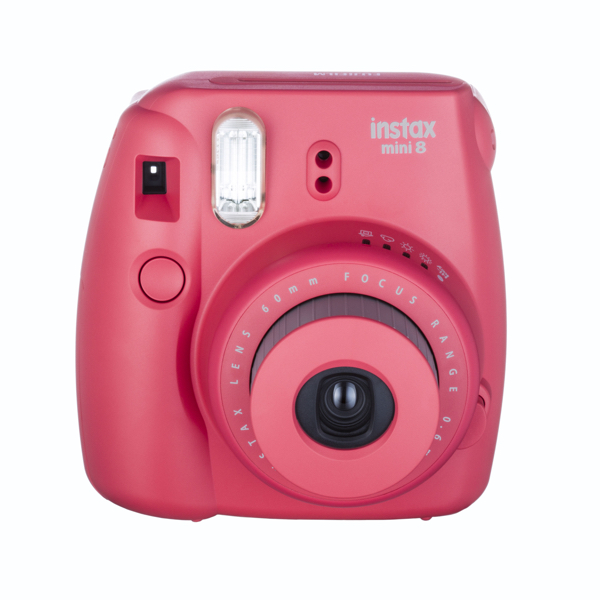 Fujifilm Instax 8 Raspberry (малина)