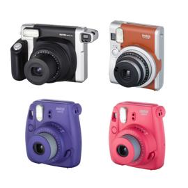 Обзор новинок Fujifilm: Instax Wide 300, Instax Mini 8 Grape & Raspberry, Instax 90 Neo Brown