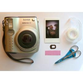 Как сделать виньетирование на фотоаппаратах instax?