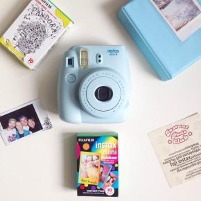 7 советов по съёмке Fujifilm Instax Mini 8
