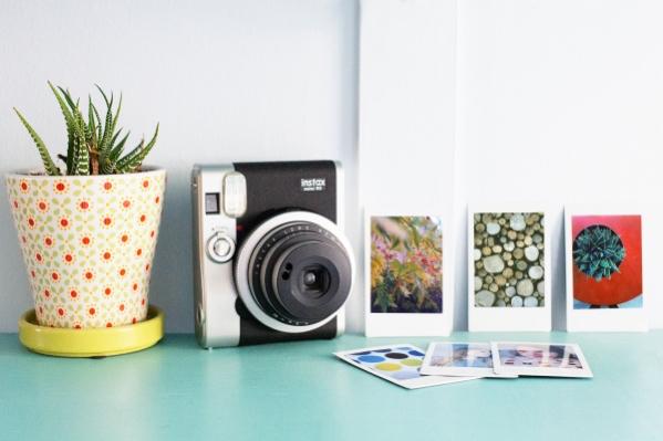 Fujifilm instax-mini-90 обзор