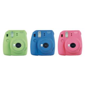 Обзор камеры моментальной печати от Fujifilm – Instax Mini 9