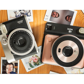 Двойная экспозиция на Instax Square SQ6 и Mini 90: как снимать и не разочароваться